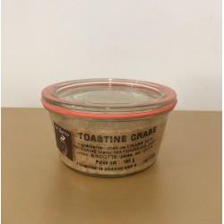 TOASTINE DE CRABE 180GR