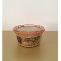 TOASTINE DE SAUMON 180GR