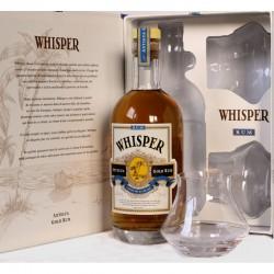 COFFRET WHISPER + 2 VERRES