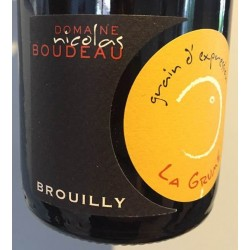 MAGNUM BROUILLY GRAIN D'EXPRESSION
