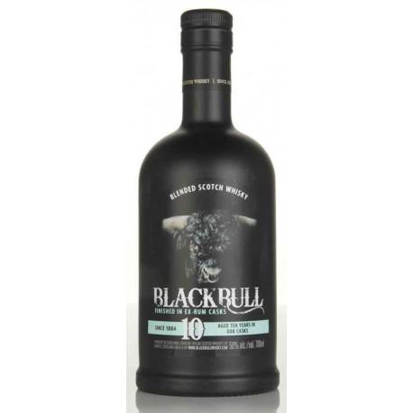 BLACKBULL FINISH EX RUM CASK 10 ANS