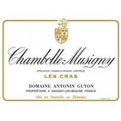 """CHAMBOLLE-MUSIGNY 1ER CRU """"LES CRAS"""""""