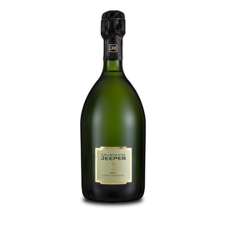 CHAMPAGNE JEEPER GRAND ASSEMBLAGE