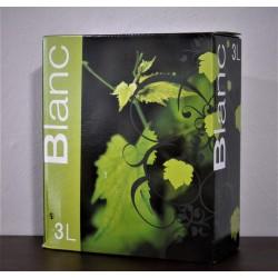 BIB BLANC  COTEAUX AIX EN PROVENCE