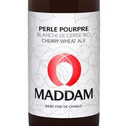 """MADDAM BLANCHE DE CERISE """"PERLE POURPRE"""" BIO"""