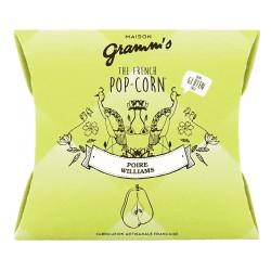 POP CORN GRAMM'S CARAMEL BEURRE SALE POIRE 30GR