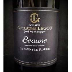 BEAUNE BLANC MONTEE ROUGE