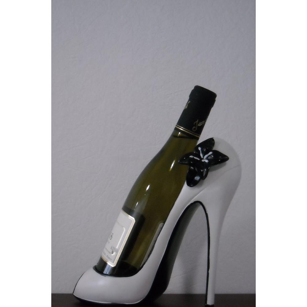 vinolem achat porte bouteille chaussure chic blanche. Black Bedroom Furniture Sets. Home Design Ideas