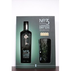 COFFRET LONDON GIN N°3