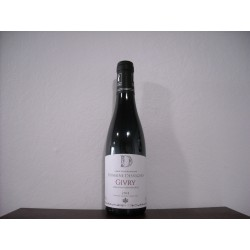 1/2 BOUTEILLE GIVRY ROUGE
