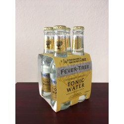 FEVER TREE TONIC WATER *4